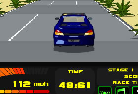 Heat Rush 3D Racing