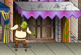 Shrek Shreds