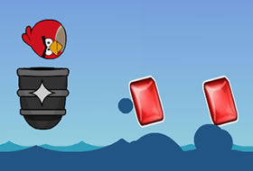 Angry Birds of Artillery Adventure