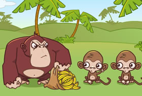 Monkeys And Bananas 2