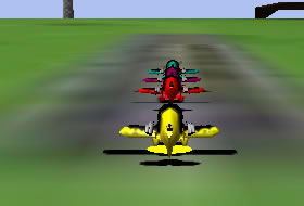 GeeBee Pylon Race