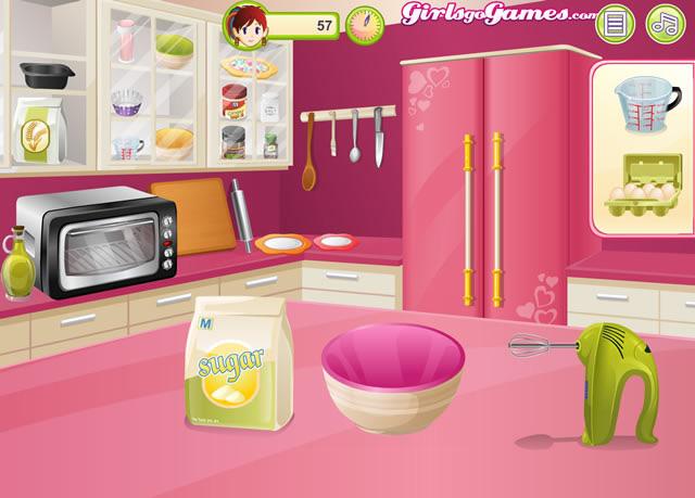 Jouer sara 39 s cooking class wedding cupcakes jeux - L ecole de cuisine de sara gratuit ...