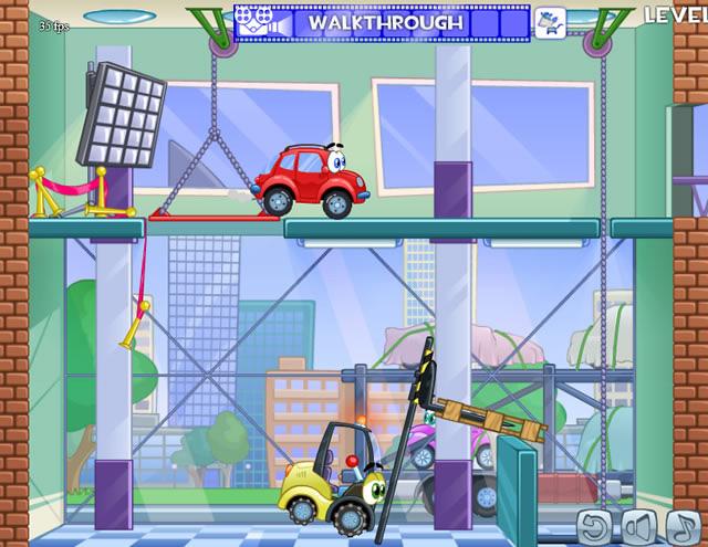 jeux de voiture wheely 2