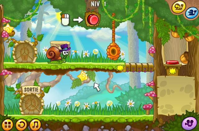 Jouer a bob l escargot en ligne - Jeux gratuits bob l escargot ...