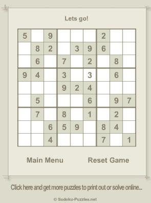 Jeux concours gratuits sudoku - Grille de sudoku diabolique ...