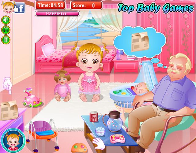 jeux en ligne pour s'occuper des bebe
