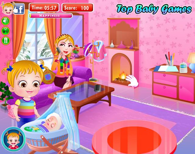 jouer baby hazel winter fun jeux gratuits en ligne. Black Bedroom Furniture Sets. Home Design Ideas
