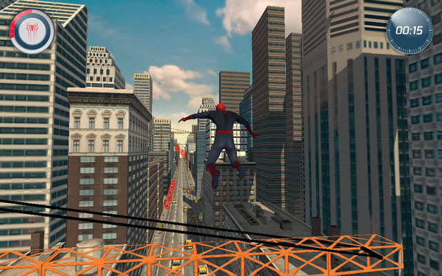 Jouer spiderman 2 endless swing jeux gratuits en - Jeux lego spiderman gratuit ...