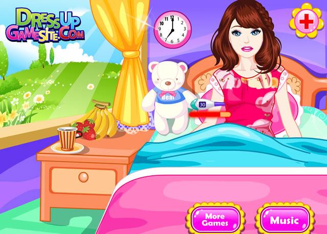 Jouer barbie flu treatment jeux gratuits en ligne avec - Jeux de barbie enceinte gratuit ...
