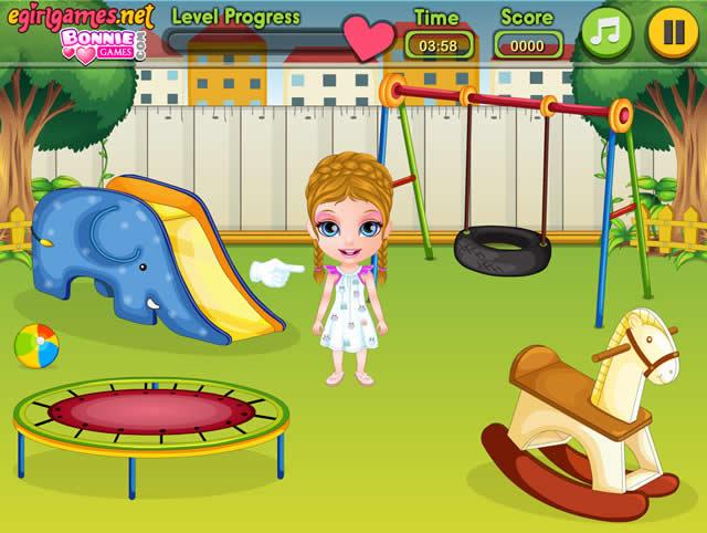 Jouer baby barbie playtime accident jeux gratuits en - Jeux gratuit barbie ...