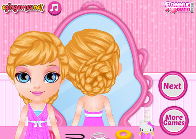 Jouer coiffer la fille de barbie jeux gratuits en - Jeux de barbie enceinte gratuit ...