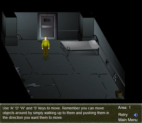 jouer prison escape jeux gratuits en ligne avec. Black Bedroom Furniture Sets. Home Design Ideas