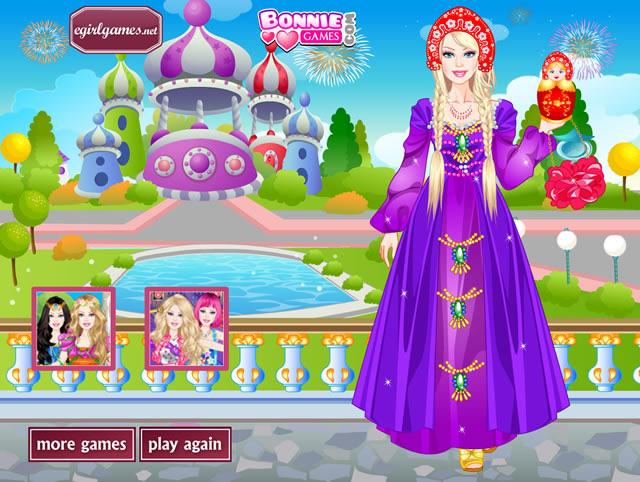 Jouer barbie princesse russe jeux gratuits en ligne - Desanime de barbie princesse ...