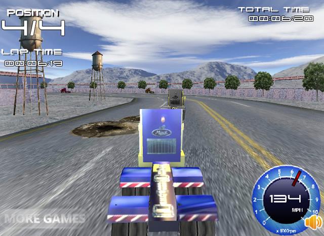 jouer course de camions jeux gratuits en ligne avec. Black Bedroom Furniture Sets. Home Design Ideas