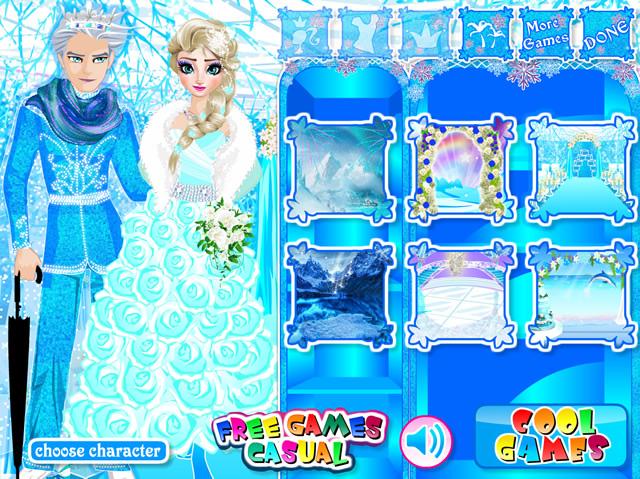 Jouer le mariage d 39 elsa jeux gratuits en ligne avec for Jeux de mariage en ligne