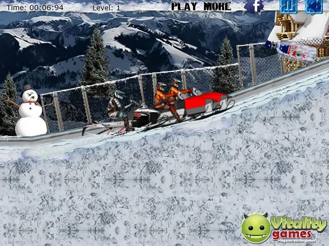 Jouer course en moto neige jeux gratuits en ligne avec - Jeu moto gratuit facile ...