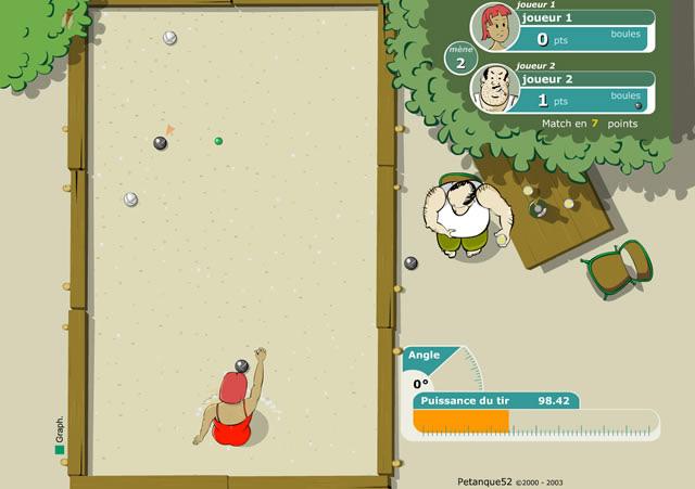 Jouer r gles du jeu de p tanque jeux gratuits en ligne for Regle du jeu petanque