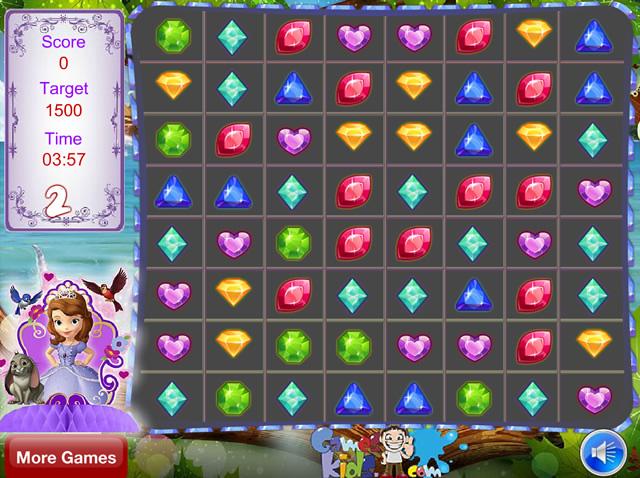 Jeu princesse sofia en ligne - Jeux de sofia gratuit ...