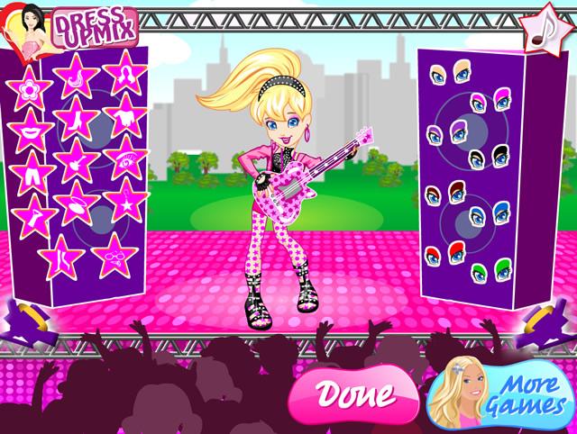 Jouer polly pocket rock star jeux gratuits en ligne - Polly pocket jeux gratuit ...