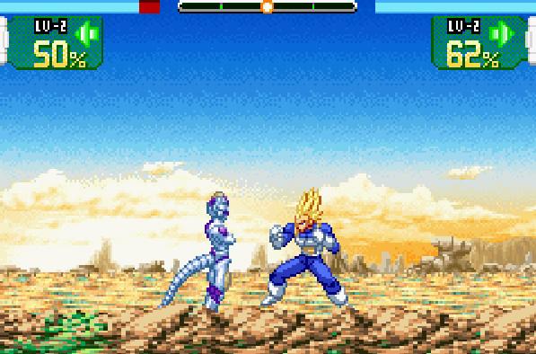 Jouer à Dragon Ball Z Supersonic Warriors