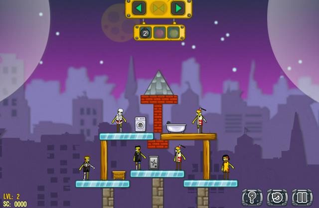 jouer 224 zombie demolisher 2 jeux gratuits en ligne avec