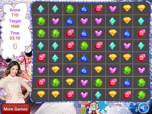 Jouer violetta et les bijoux magiques jeux gratuits en - Jeux gratuit de violetta ...