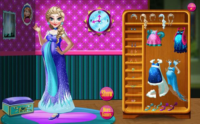 Jouer elsa enceinte va au spa jeux gratuits en ligne - Jeux de barbie enceinte gratuit ...