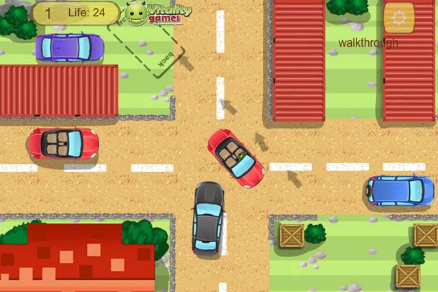 jouer garer sa voiture jeux gratuits en ligne avec. Black Bedroom Furniture Sets. Home Design Ideas