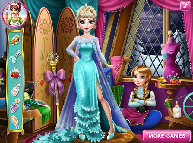 Jouer anna est le tailleur d 39 elsa jeux gratuits en - Jeux elsa gratuit ...