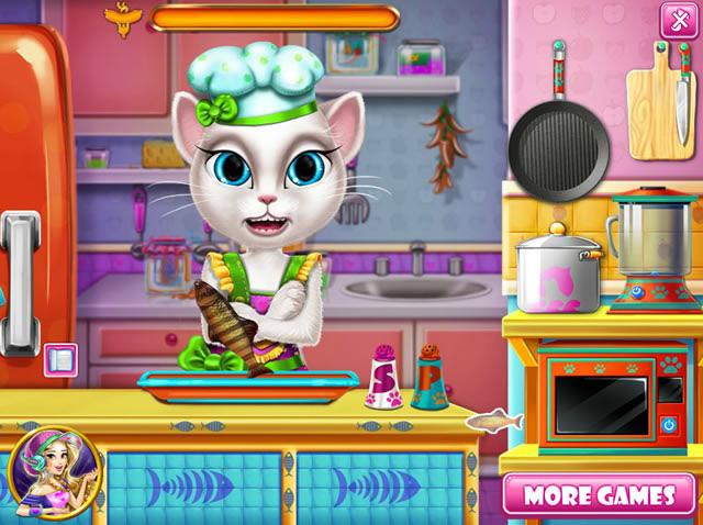 jouer angela apprend cuisiner jeux gratuits en ligne