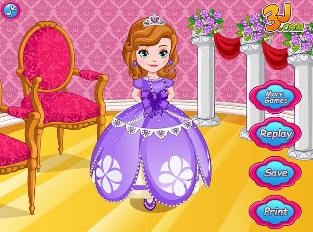 Jouer une robe pour princesse sofia jeux gratuits en - Jeux de princesse sofia gratuit ...