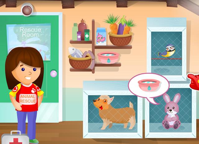 jouer sauver des animaux en d tresse jeux gratuits en ligne avec. Black Bedroom Furniture Sets. Home Design Ideas