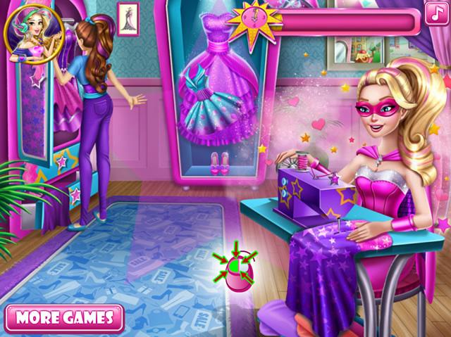 Jouer super barbie et sa rivale jeux gratuits en ligne - Jeux de barbie enceinte gratuit ...