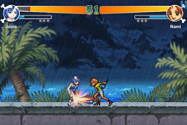 Jouer fairy tail vs one piece 1 0 jeux gratuits en - Jeu de fairy tail gratuit ...
