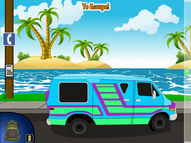jouer yo escape the beach jeux gratuits en ligne avec. Black Bedroom Furniture Sets. Home Design Ideas