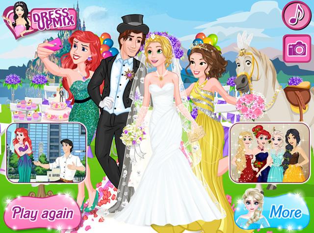 Jouer pr paration du mariage de raiponce jeux gratuits for Robe de mariage conception de jeux en ligne gratuit