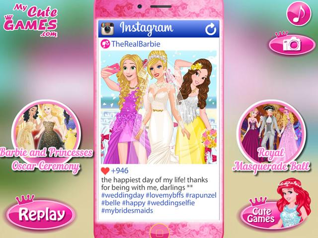 Jouer barbie selfie de mariage jeux gratuits en ligne for Jeux de mariage en ligne