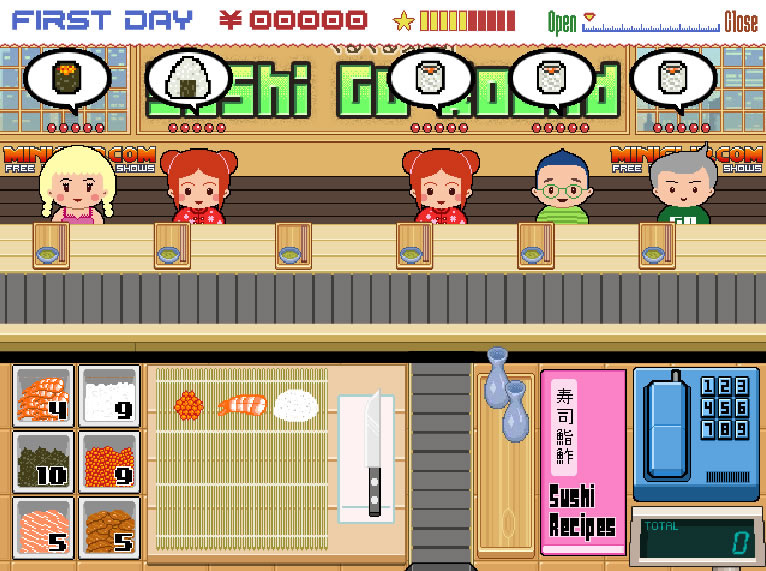 jouer sushi go round jeux gratuits en ligne avec. Black Bedroom Furniture Sets. Home Design Ideas