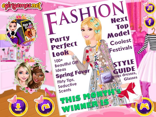 Jouer à Barbie Concours Papillon