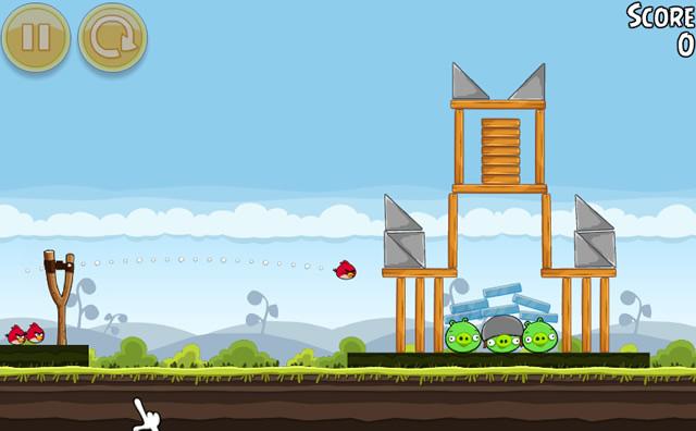 Jouer angry birds hd jeux gratuits en ligne avec - Telecharger angry birds gratuit ...
