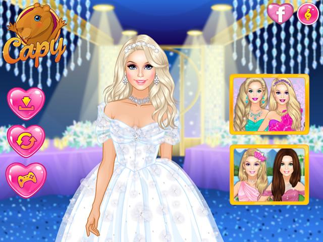 Jouer barbie mariage en hiver jeux gratuits en ligne for Jeux de mariage en ligne