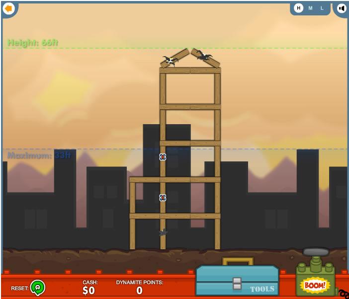 jouer demolition city 2 jeux gratuits en ligne avec. Black Bedroom Furniture Sets. Home Design Ideas