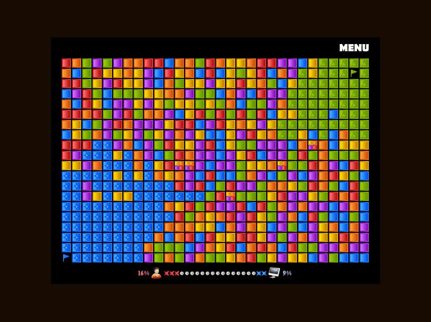 jouer cube wars jeux gratuits en ligne avec. Black Bedroom Furniture Sets. Home Design Ideas