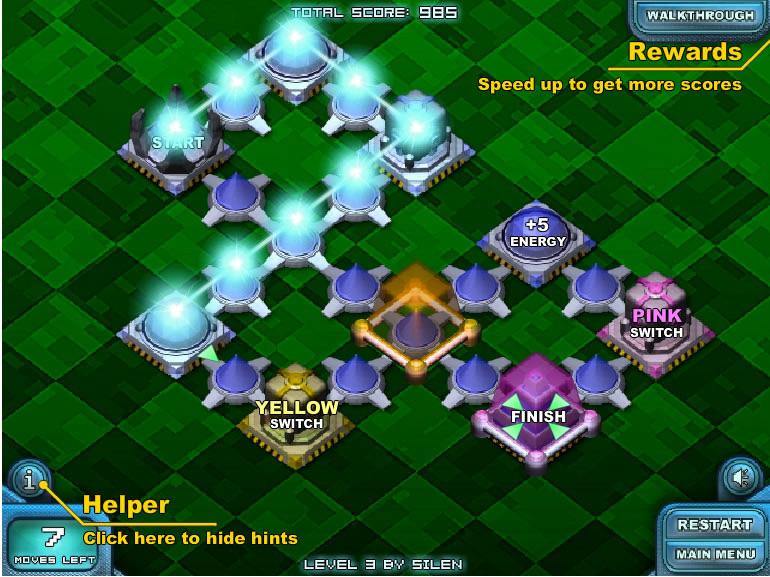 Jouer prizma puzzle 2 jeux gratuits en ligne avec - Jeux de reliage ...
