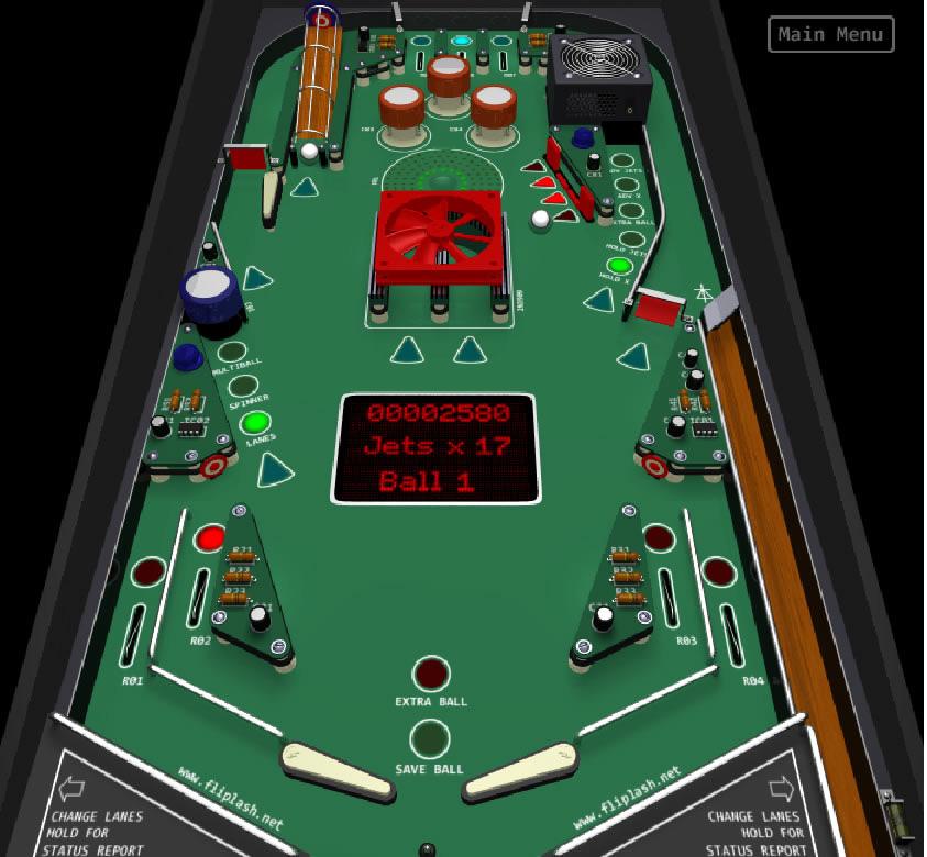 jeux inkball