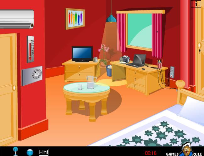jouer thermal room escape jeux gratuits en ligne avec. Black Bedroom Furniture Sets. Home Design Ideas