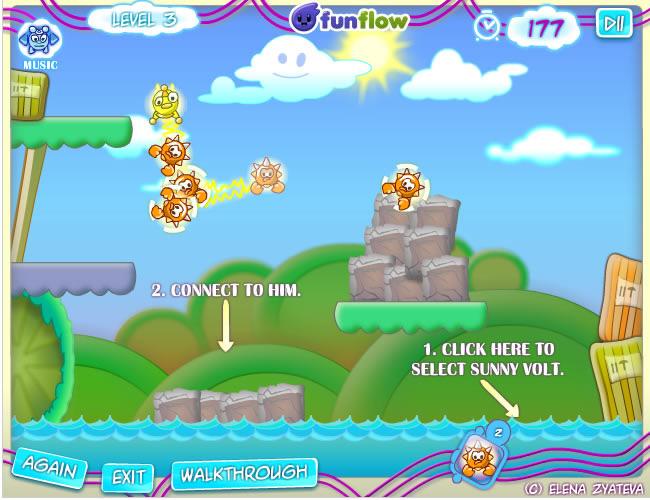 Jouer volt connect jeux gratuits en ligne avec - Jeux de reliage ...