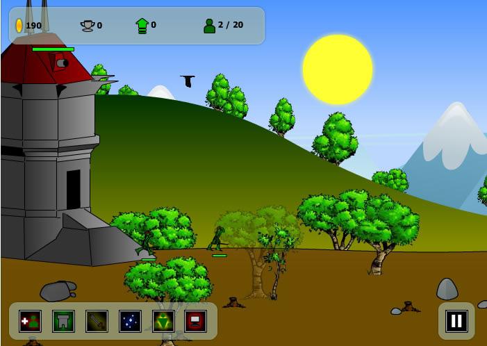 Jouer à Clan Wars - Jeux gratuits en ligne avec Jeux.org