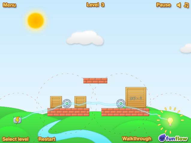 Jouer let it glow jeux gratuits en ligne avec - Jeux de reliage ...