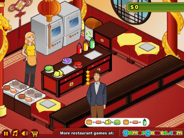 jouer burger restaurant 3 jeux gratuits en ligne avec. Black Bedroom Furniture Sets. Home Design Ideas